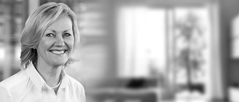 Frau Heer-Tryland, Leiterin der Hotellerie, Venenklnik Bellevue Kreuzlingen