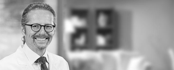 Leiter der Venenklinik Bellevue, Dr. Jürg Traber