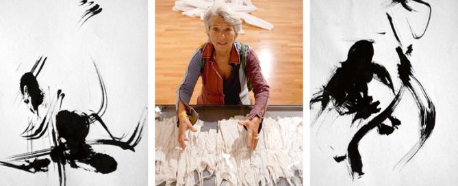 Ausstellung von Agnes Blum in der Venenklinik