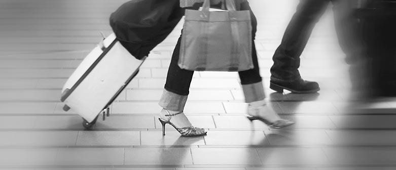 Thrombose Prävention auf Reisen und im Urlaub