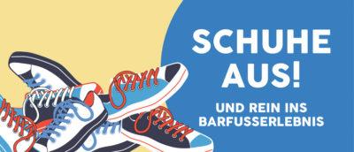 Barfusspfad Venenklinik Kreuzlingen